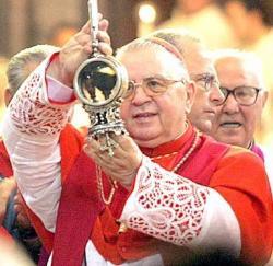 Chuyện Máu Thánh Januarius Hóa Lỏng -